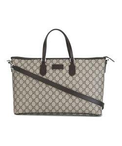 Gucci | Logo Motif Tote Leather