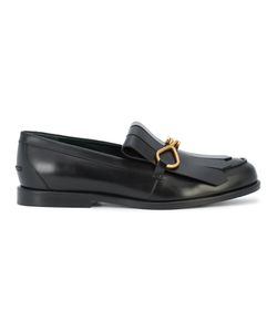 Mulberry | Fringed Loafers Women 40