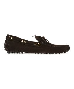 Carshoe | Car Shoe Lace-Up Loafers 9.5 Suede/Leather/Rubber