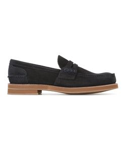 Church'S | Classic Loafers 9 Suede/Leather/Rubber