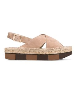 Paloma Barceló | Cross Over Sandals
