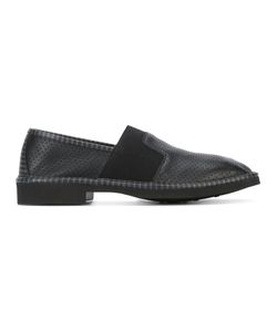Pollini | Perforated Loafers 43.5