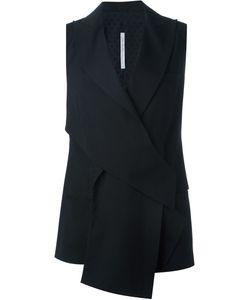 Alessandra Marchi | Asymmetric Waistcoat