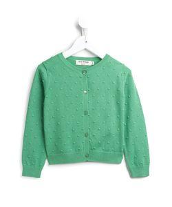 Nice Things Mini | Textured Knit Cardigan