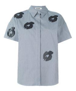 Jil Sander | Рубашка С Цветочным Принтом