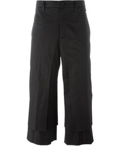 D. Gnak | Double Cropped Trousers