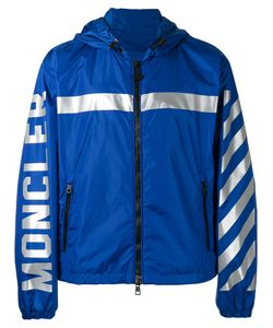 Moncler x Off-White | Stripe Hooded Jacket Size 1