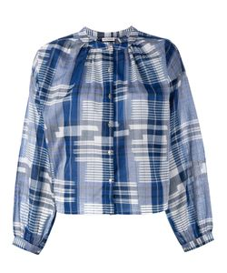 Ulla Johnson | Checked Shirt 4