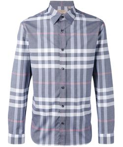 Burberry | Checked Shirt Size Large