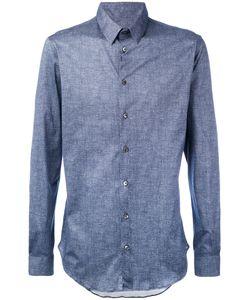 Giorgio Armani | Рубашка С Длинными Рукавами