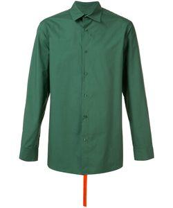 D. Gnak | D.Gnak Strap Detail Shirt Size 50