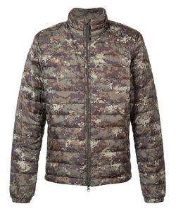 Woolrich | Sundance Camouflage Padded Jacket Size Medium