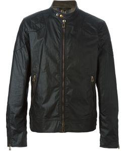 Belstaff | Coated Zipped Jacket 48