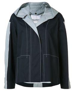 Paco Rabanne | Hooded Anorak Coat Size 34