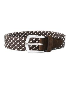Eleventy   Woven Belt Size 90