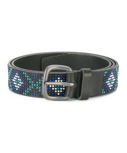 Orciani | Diamond Studded Belt 95