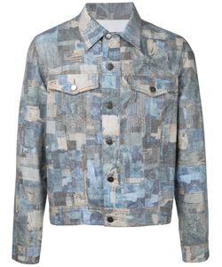 CASELY-HAYFORD | Patchwork Jacket 38