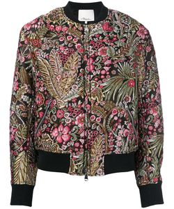 3.1 Phillip Lim | Cropped Bomber Jacket Size 6