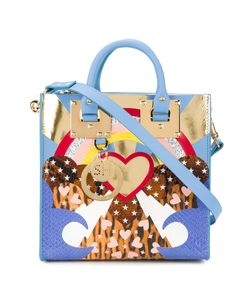 Sophie Hulme | Albion Multi Heart Shoulder Bag
