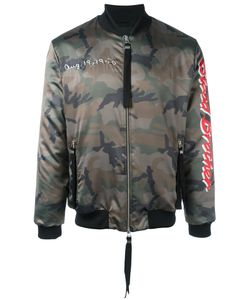 Blood Brother | Loyal Bomber Jacket Xxl Polyester/Spandex/Elastane/Cotton