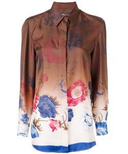 Salvatore Ferragamo | Print Shaded Shirt