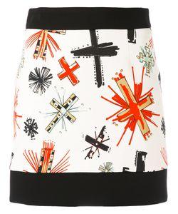 Fausto Puglisi   Printed Skirt