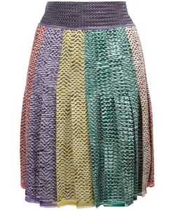Missoni | Pleated Skirt 40 Polyamide/Spandex/Elastane/Viscose