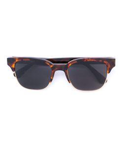 RETRO SUPER FUTURE | Retrosuperfuture Tortoiseshell Square Sunglasses One