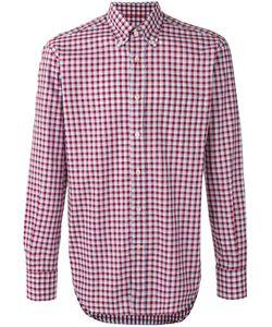 Canali   Checked Shirt Xl