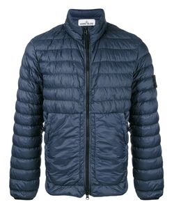Stone Island | Padded Jacket Small Polyamide/Polyurethane Resin/Duck Feathers/Polyimide