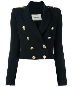Pierre Balmain | Military Jacket 40 Spandex/Elastane/Viscose