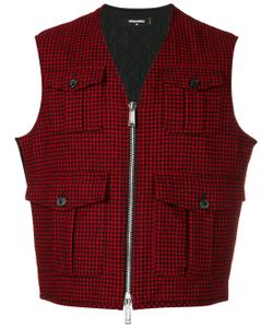 Dsquared2 | Checked Vest