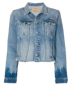 GRLFRND | Cropped Denim Jacket Women S