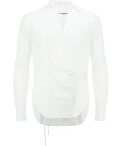 THE SOLOIST | Double Breasted Shirt Size 50