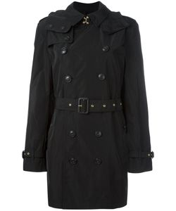 Burberry   Hooded Trench Coat Size Small