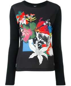 PS PAUL SMITH | Ps By Paul Smith Flowers Print Jumper Medium