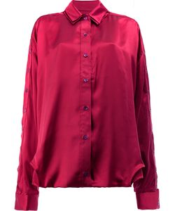 Y / PROJECT | Buttoned Sleeve Shirt Women