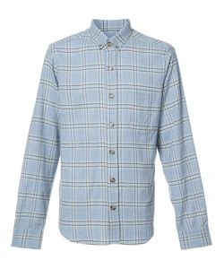 Bristol | Checked Shirt Medium Cotton/Wool