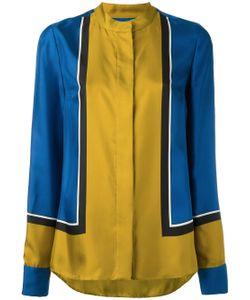 Diane Von Furstenberg | Colour-Block Shirt