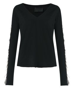 Andrea Bogosian | Fringed Top Size P