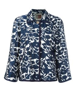 I'm Isola Marras | Print Jacket 44 Acetate/Viscose/Polyester/Spandex/Elastane