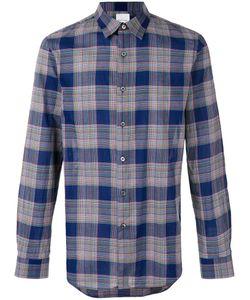 Paul Smith | Plaid Shirt Medium Cotton
