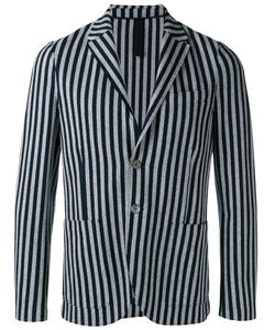 Harris Wharf London | Striped Blazer