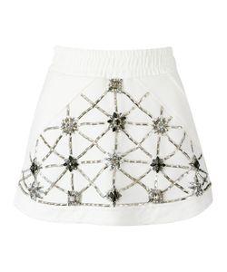 Andrea Bogosian | Embellished Skirt M