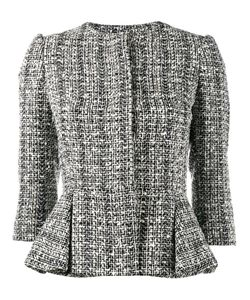 Alexander McQueen | Tailo Tweed Jacket 42 Cotton/Virgin Wool/Polyamide/Cupro