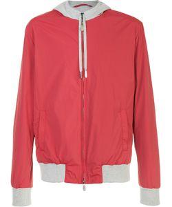 Eleventy   Hooded Jacket Size Small