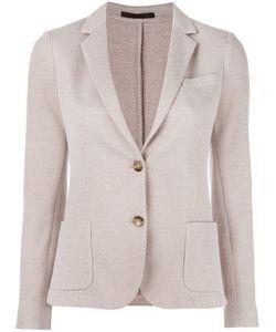 Eleventy | Two Button Blazer 44 Cotton/Polyamide/Polyester/Viscose