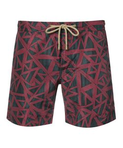 THORSUN | Patterned Swimming Trunks 36