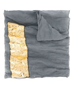 Simona Tagliaferri | Foil Print Scarf