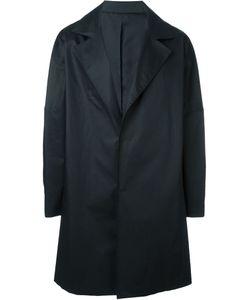 SYSTEM HOMME | Wide Lapel Coat